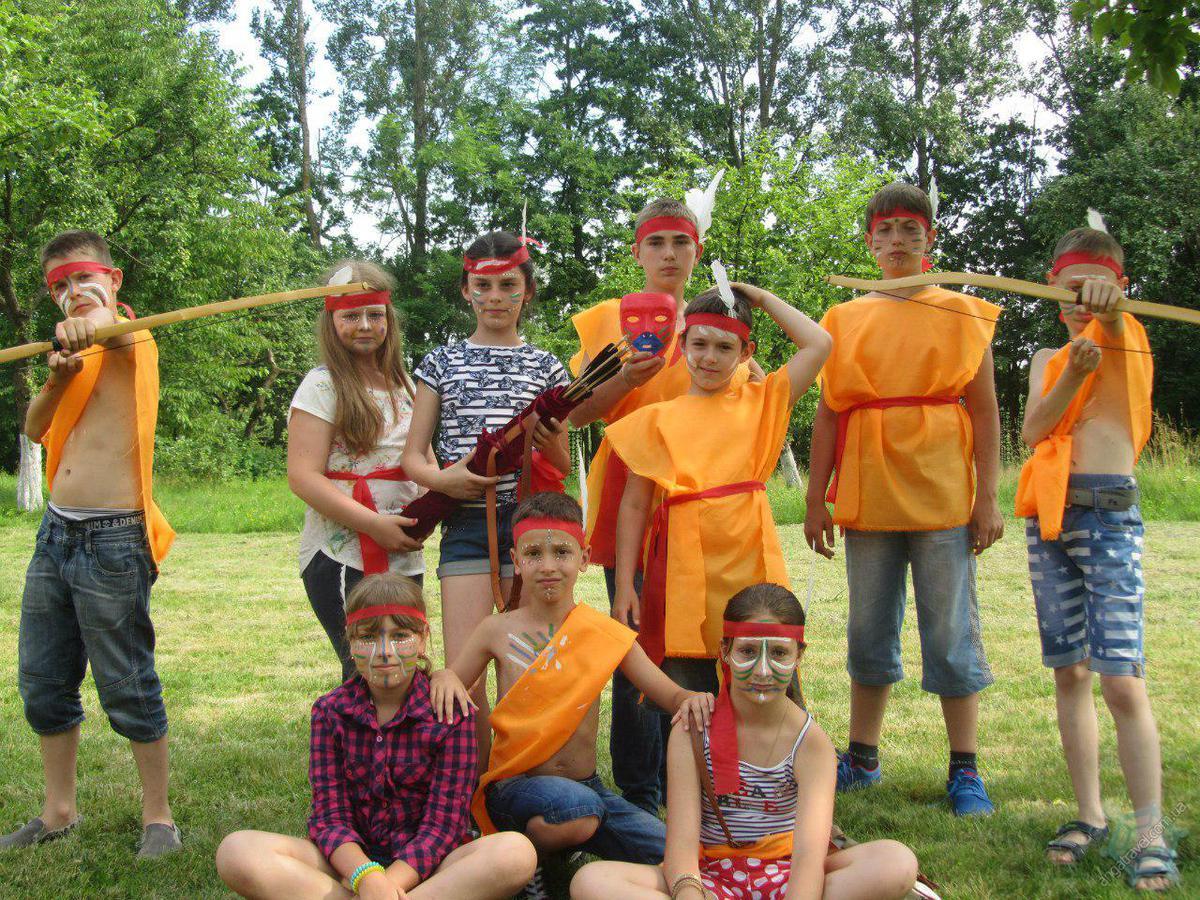 Сценарий карнавала в летнем лагере
