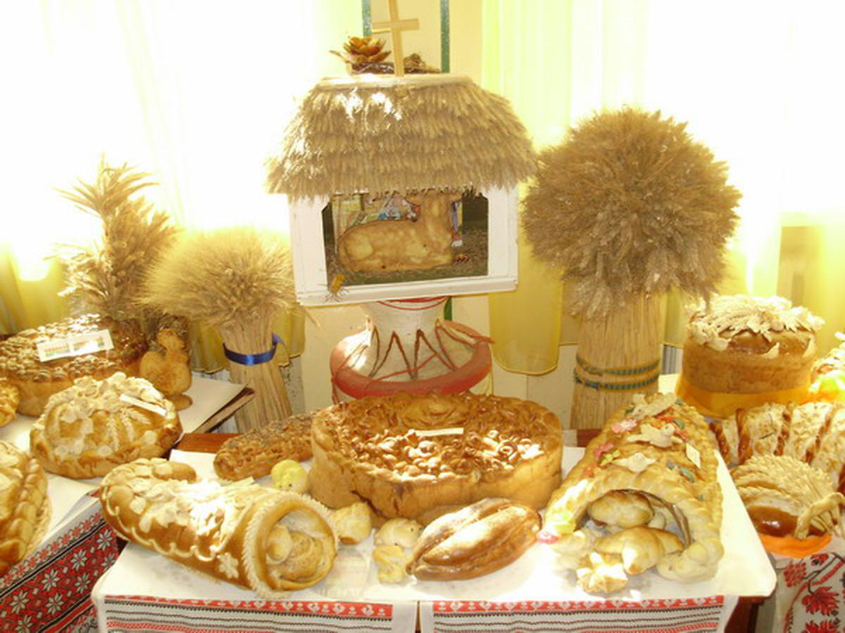 Поделки в садике хлеб всему голова